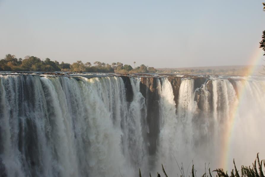 namibia-victoria wasserfaelle