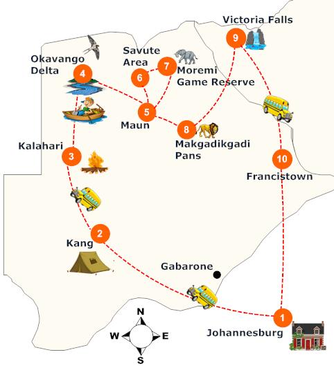 botswana-campingsafari